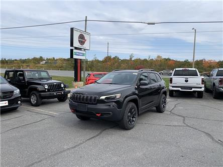2021 Jeep Cherokee Trailhawk (Stk: 6577) in Sudbury - Image 1 of 20