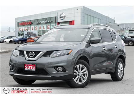 2016 Nissan Rogue SV (Stk: P2729) in St. Catharines - Image 1 of 19