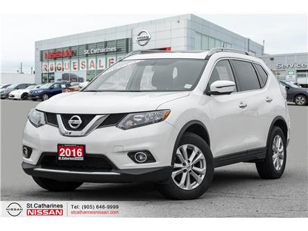2016 Nissan Rogue SV (Stk: P2753) in St. Catharines - Image 1 of 20