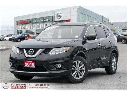 2016 Nissan Rogue SV (Stk: P2762) in St. Catharines - Image 1 of 18