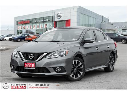 2016 Nissan Sentra 1.8 SR (Stk: P2768) in St. Catharines - Image 1 of 20