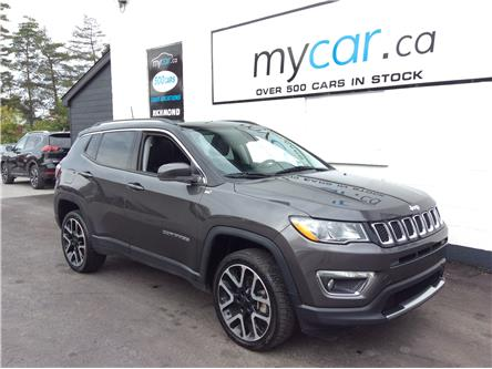 2018 Jeep Compass Limited (Stk: 201000) in Richmond - Image 1 of 22
