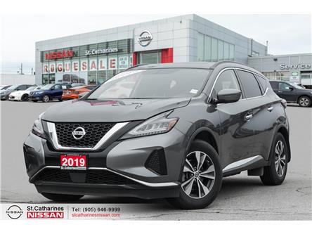 2019 Nissan Murano SV (Stk: P2767) in St. Catharines - Image 1 of 20