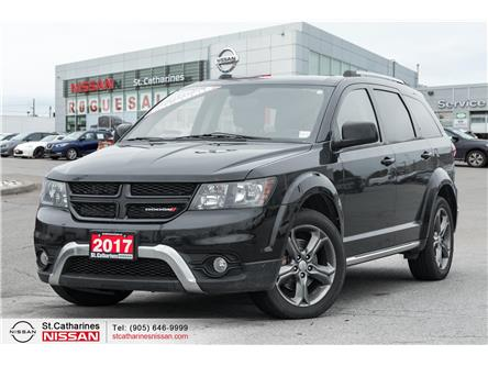 2017 Dodge Journey Crossroad (Stk: SSP343) in St. Catharines - Image 1 of 18