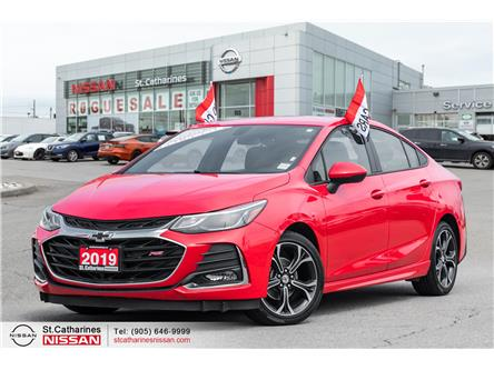 2019 Chevrolet Cruze LT (Stk: SSP344) in St. Catharines - Image 1 of 19
