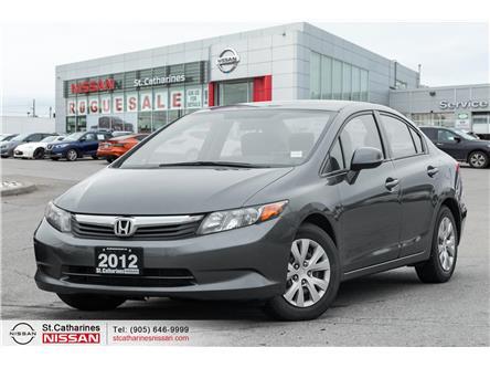 2012 Honda Civic LX (Stk: RG20182A) in St. Catharines - Image 1 of 18