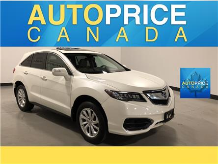 2018 Acura RDX Tech (Stk: W2053) in Mississauga - Image 1 of 27