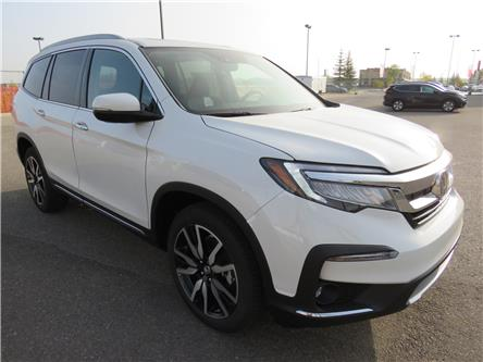 2021 Honda Pilot Touring 8P (Stk: 210019) in Airdrie - Image 1 of 8