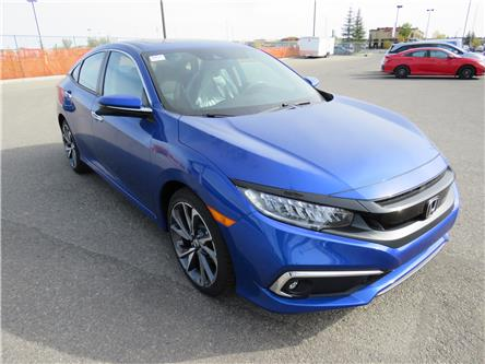 2020 Honda Civic Touring (Stk: 200470) in Airdrie - Image 1 of 8