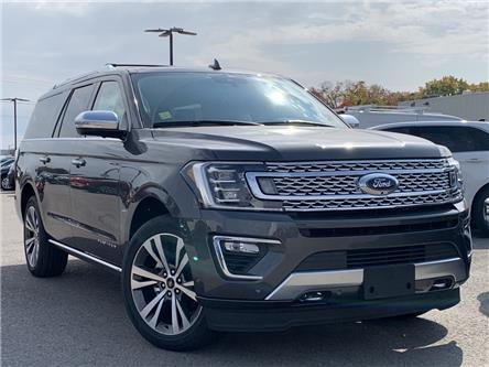 2020 Ford Expedition Max Platinum (Stk: 20T914) in Midland - Image 1 of 20