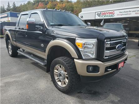 2011 Ford F-350 Lariat (Stk: ZRANCH) in Sudbury - Image 1 of 19