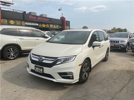 2018 Honda Odyssey EX-L (Stk: 510439) in Toronto - Image 1 of 22