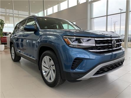 2021 Volkswagen Atlas 3.6 FSI Highline (Stk: 71014) in Saskatoon - Image 1 of 21