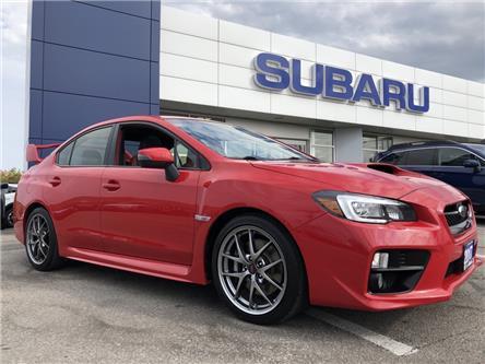 2017 Subaru WRX STI Sport-tech (Stk: P732) in Newmarket - Image 1 of 29