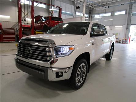 2020 Toyota Tundra Platinum (Stk: 209224) in Moose Jaw - Image 1 of 44