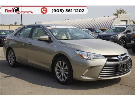 2015 Toyota Camry Hybrid XLE (Stk: 75708A) in Hamilton - Image 1 of 23