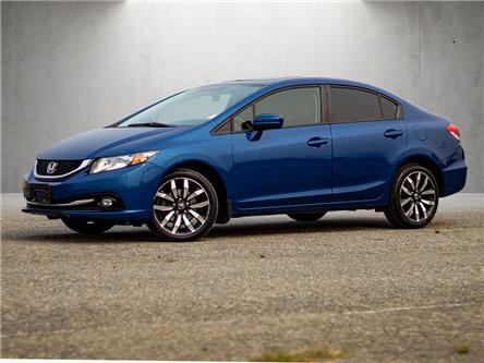 2015 Honda Civic Touring (Stk: K07-2277A) in Chilliwack - Image 1 of 17