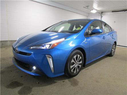 2021 Toyota Prius Technology (Stk: 211001) in Regina - Image 1 of 24