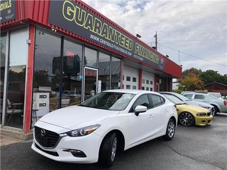 2017 Mazda Mazda3 GX (Stk: A19584) in Ottawa - Image 1 of 22