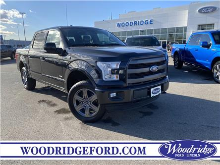 2015 Ford F-150 Lariat (Stk: L-1202A) in Calgary - Image 1 of 24