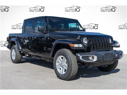 2021 Jeep Gladiator Sport S (Stk: 44132) in Innisfil - Image 1 of 26