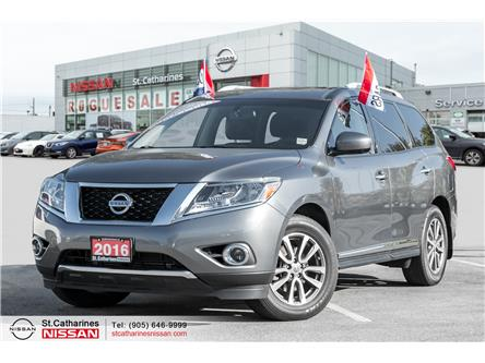 2016 Nissan Pathfinder SL (Stk: P2723) in St. Catharines - Image 1 of 22