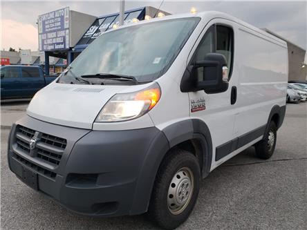 2016 RAM ProMaster 1500 Low Roof (Stk: ) in Concord - Image 1 of 17