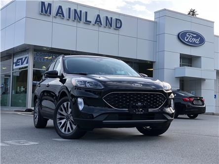 2020 Ford Escape Titanium Hybrid (Stk: 20ES5232A) in Vancouver - Image 1 of 30