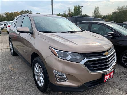 2018 Chevrolet Equinox 1LT (Stk: ) in Pickering - Image 1 of 14