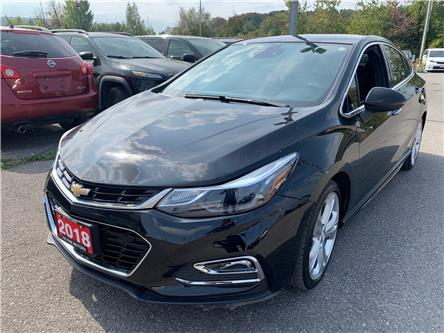 2018 Chevrolet Cruze Premier Auto (Stk: HK32725) in Pickering - Image 1 of 23