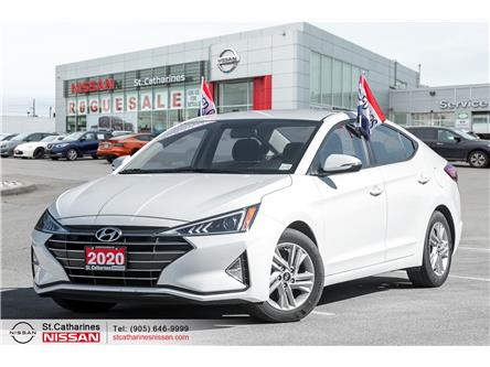 2020 Hyundai Elantra Preferred (Stk: P2784) in St. Catharines - Image 1 of 17