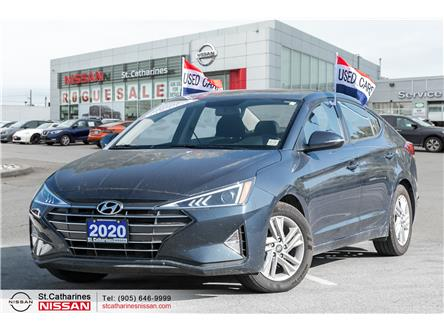 2020 Hyundai Elantra Preferred (Stk: P2783) in St. Catharines - Image 1 of 18