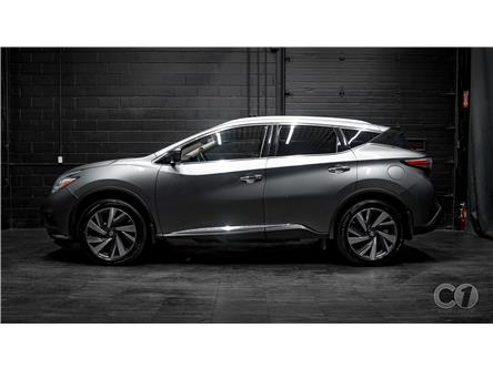 2017 Nissan Murano Platinum (Stk: CT20-525) in Kingston - Image 1 of 42
