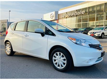 2016 Nissan Versa Note 1.6 SV (Stk: N938A) in Thornhill - Image 1 of 17