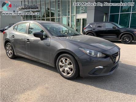 2014 Mazda Mazda3 GX-SKY (Stk: 41811A) in Newmarket - Image 1 of 7