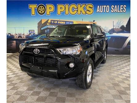 2019 Toyota 4Runner SR5 (Stk: 722602) in NORTH BAY - Image 1 of 22