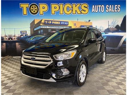 2018 Ford Escape SE (Stk: d11168) in NORTH BAY - Image 1 of 15