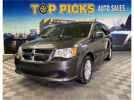 2017 Dodge Grand Caravan CVP/SXT (Stk: 718832) in NORTH BAY - Image 1 of 17