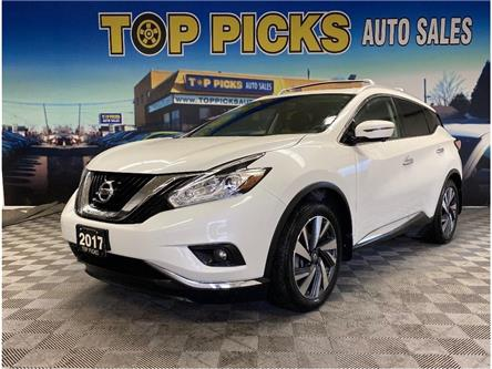 2017 Nissan Murano Platinum (Stk: 134589) in NORTH BAY - Image 1 of 20
