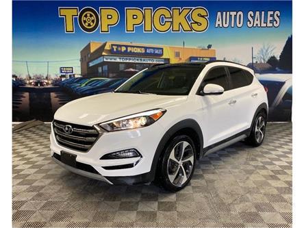2017 Hyundai Tucson SE (Stk: 265017) in NORTH BAY - Image 1 of 19