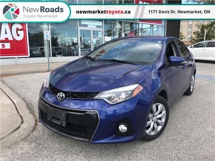 2015 Toyota Corolla S (Stk: 348511) in Newmarket - Image 1 of 23