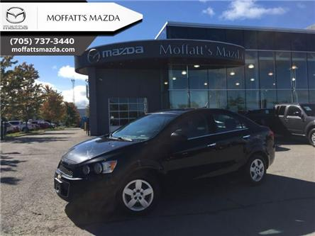 2012 Chevrolet Sonic LT (Stk: P8354A) in Barrie - Image 1 of 19