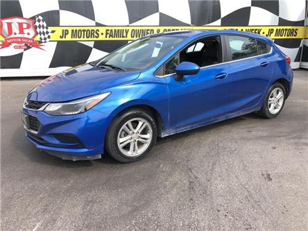 2017 Chevrolet Cruze Hatch LT Auto (Stk: 49987) in Burlington - Image 1 of 21