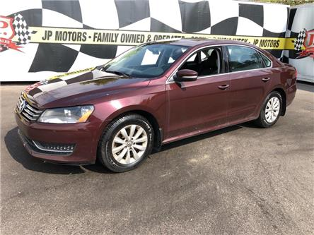 2014 Volkswagen Passat 1.8 TSI Trendline (Stk: 50030) in Burlington - Image 1 of 16