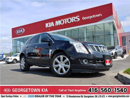 2014 Cadillac SRX Premium 4WD | LEATHER | NAVI | PANO ROOF | 102K KM (Stk: P13130A) in Georgetown - Image 1 of 45