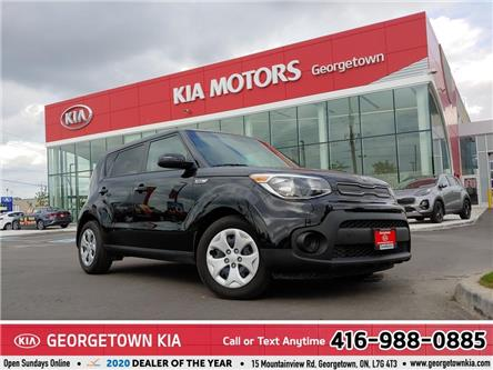 2018 Kia Soul LX   CLEAN CARFAX   BLUTOOTH   USB/AUX   ONLY 39K (Stk: P13543) in Georgetown - Image 1 of 31