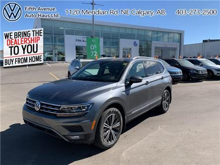 2019 Volkswagen Tiguan Highline (Stk: 3503) in Calgary - Image 1 of 30