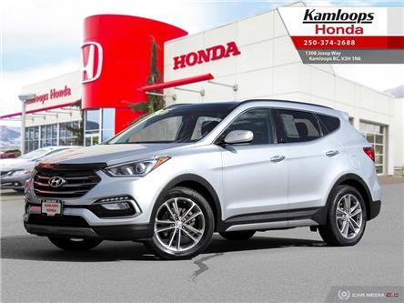 2017 Hyundai Santa Fe Sport 2.0T Limited (Stk: 15066UA) in Kamloops - Image 1 of 25