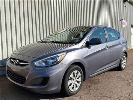 2015 Hyundai Accent L (Stk: X4970A) in Charlottetown - Image 1 of 21