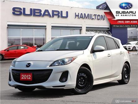 2012 Mazda Mazda3 Sport GS-SKY (Stk: S8513A) in Hamilton - Image 1 of 23
